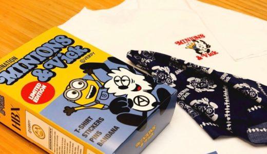 【VERDY × ミニオンズ】コラボコレクションが9月18日に発売予定