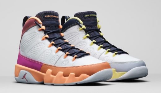 "【Nike】Wmns Air Jordan 9 Retro ""Change The World""が2021年3月31日に発売予定"
