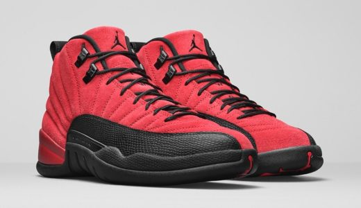 "【Nike】Air Jordan 12 Retro ""Reverse Flu Game""が12月26日に発売予定"