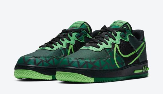 "【Nike】Air Force 1 React QS ""Naija""が国内10月2日に発売予定"