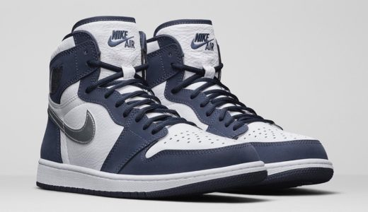 "【Nike】Air Jordan 1 Retro High OG CO.JP ""Midnight Navy""が2020年10月31日に発売予定"