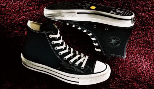 【CONVERSE ADDICT × N.HOOLYWOOD COMPILE】CHUCK TAYLORが国内11月10日/11月11日に発売予定