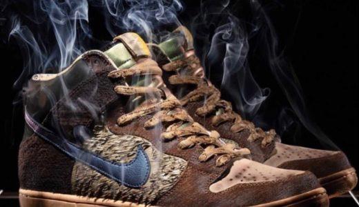"【Concepts × Nike SB】Dunk High Pro QS ""TurDUNKen""が国内11月28日/11月29日に発売予定"