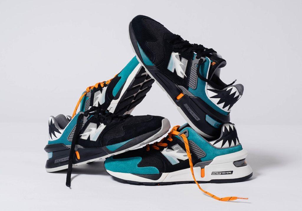 """Shoe Palace × New Balance】〈997S """"Great"""