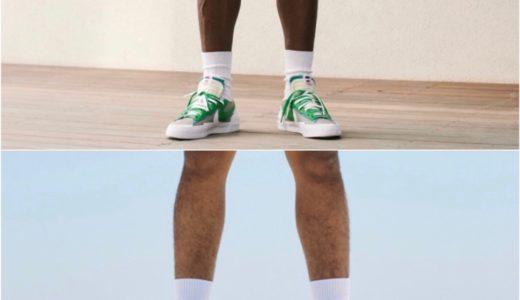 【Sacai × Nike】Blazer Lowが2021年春に発売予定