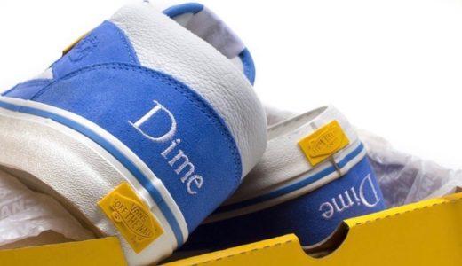 【Dime × Vans】Half Cab Pro LTDが国内2020年10月24日に発売予定