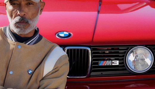 【Kith × BMW】最新コラボコレクションが10月23日に発売予定