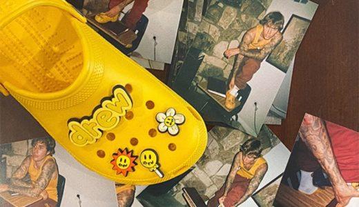 【Crocs × Justin Bieber with Drew】コラボサンダルが国内10月14日に発売予定