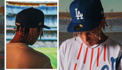 【XLARGE × New Era® × Los Angeles Dodgers】2020年コラボコレクションが10月24日に発売予定
