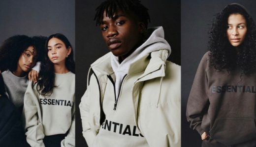 【Fear of God ESSENTIALS】2020 Fall Collectionが10月10日/10月30日に発売予定