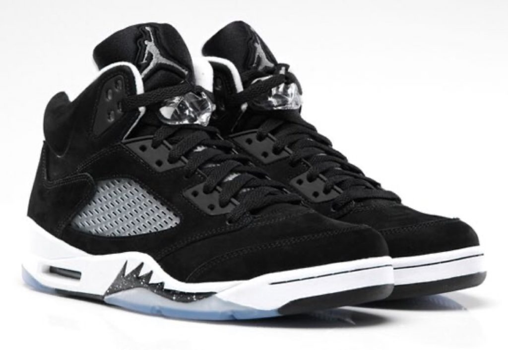 """Nike】Air Jordan 5 Retro """"Oreo""""が2021年"""
