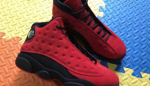 "【Nike】Air Jordan 13 Retro ""Reverse Bred""が2021年春に発売予定"