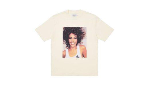 【PALACE SKATEBOARDS × Whitney Houston】2020年冬コレクションWeek7が国内11月14日に発売予定