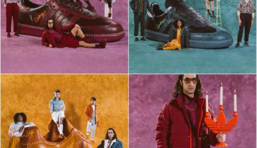 【adidas × Jonah Hill】Sambaを含むコラボコレクションが国内11月14日に発売予定
