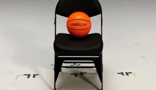 【AMBUSH × NBA × NIKE】コラボコレクションが12月11日に発売予定