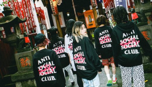 【BiSH × Anti Social Social Club】コラボコレクションが国内11月28日より受注販売開始