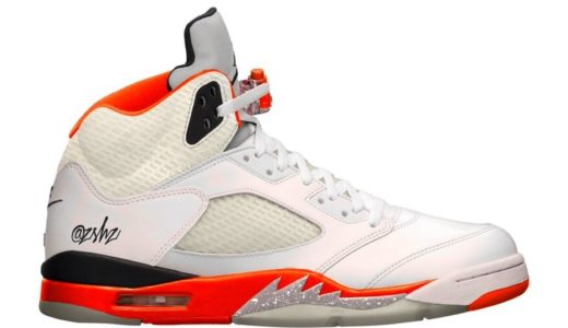"【Nike】Air Jordan 5 Retro ""Orange Blaze""が2021年9月25日に発売予定"
