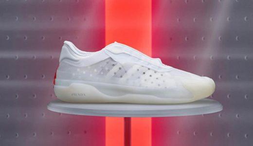 【adidas × PRADA】半透明素材を使用したA+P Luna Rossa 21が国内12月9日に発売予定