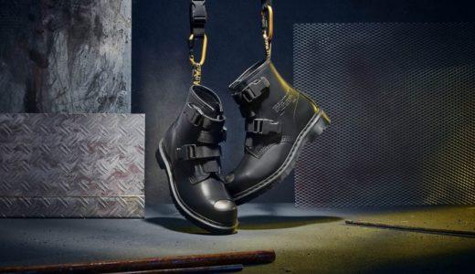 【Dr.Martens × WTAPS】60周年記念コラボ第11弾〈1460〉ブーツが11月28日に発売予定