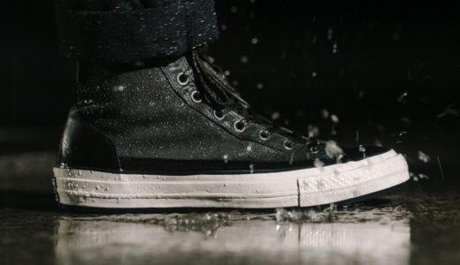 "【HAVEN × Converse】GORE-TEX® Chuck 70 Hi ""Black & Forest Night""が11月14日に発売予定"