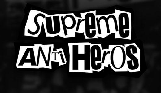【Supreme × ANTI HERO】2020FW Week14 国内11月28日に発売予定 全商品一覧 価格など