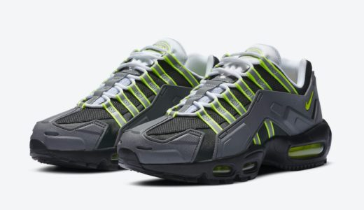 """【Nike】NDSTRKT Air Max 95 """"Neon""""が国内11月30日に発売予定"""
