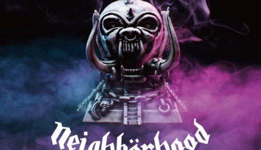 【NEIGHBORHOOD × Motörhead】コラボコレクションが2021年1月2日に発売予定