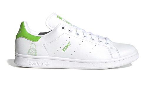 【Kermit the Frog × adidas】Stan Smithが2021年1月に発売予定