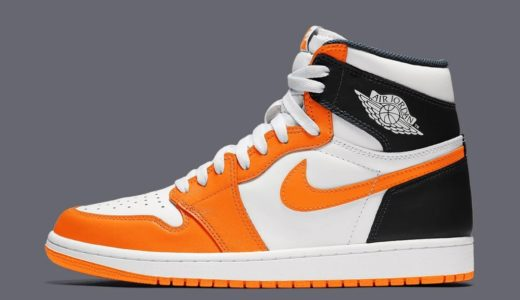 "【Nike】Air Jordan 1 High OG Pro ""Total Orange""が2021年9月11日に発売予定"