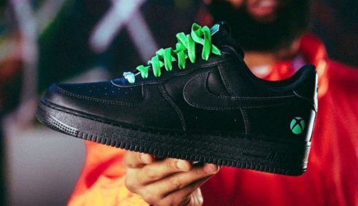 【OBJ × Xbox × Nike】限定Air Force 1 Low & コントローラーのプレゼント企画が実施