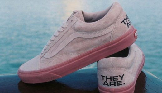 "【VANS × THEY ARE】""THE YEAR OF THE OX"" Collectionが国内1月1日に発売予定"