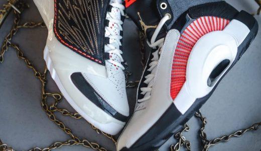 【Titan × Nike】Air Jordan 23 & 35が国内12月29日に発売予定