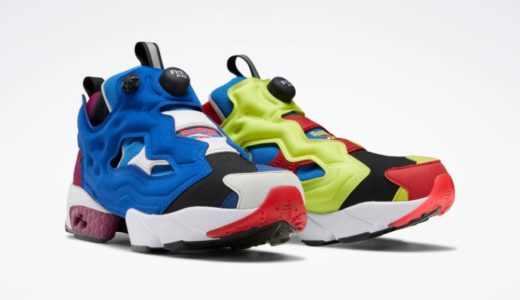 "【Reebok × KICKS LAB.】INSTAPUMP FURY OG ""ULTIMATE HYBRID""が国内12月5日/12月12日に発売予定"