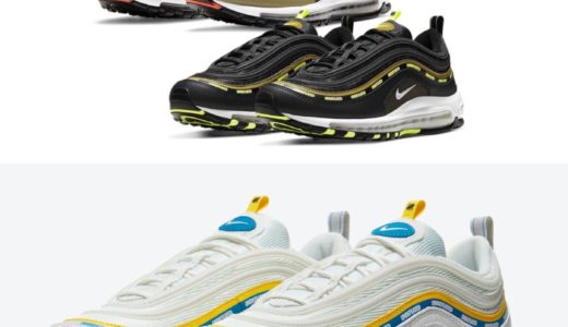 【UNDEFEATED × Nike】Air Max 97が国内12月29日/1月8日に発売予定