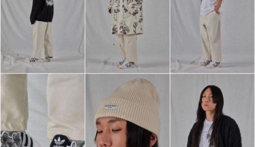 "【SNS × 倉石一樹/adidas】""Kinenbi""コレクションが12月28日に発売予定"
