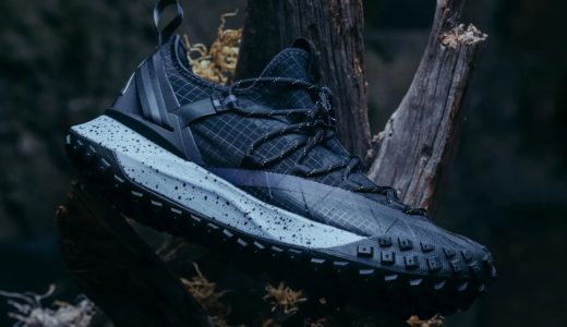 "【Nike ACG】HAVEN限定 Mountain Fly Low ""Black/Anthracite""が2021年1月30日に発売予定"
