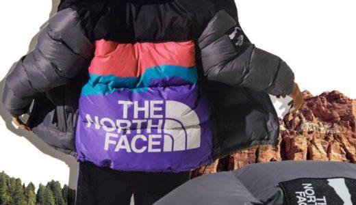 【The North Face × INVINCIBLE】 2021SSコラボコレクションが2月6日に発売予定