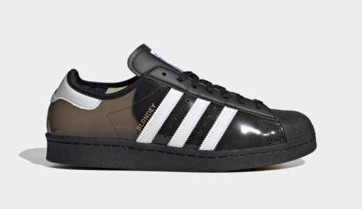 "【Blondey McCoy × adidas】SUPERSTAR ""BLACK/WHITE""が国内1月30日に発売予定"