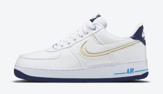 "【Nike】Air Force 1 Low PRM ""White Canvas""の国内販売が開始"