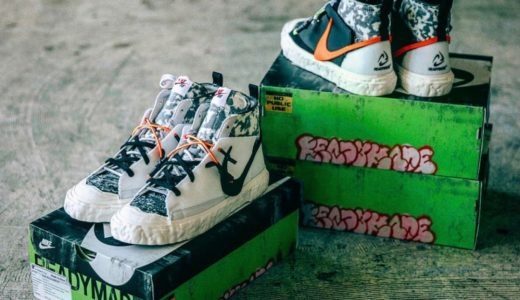 【Nike × READYMADE】Blazer Midが国内2021年2月27日に発売予定