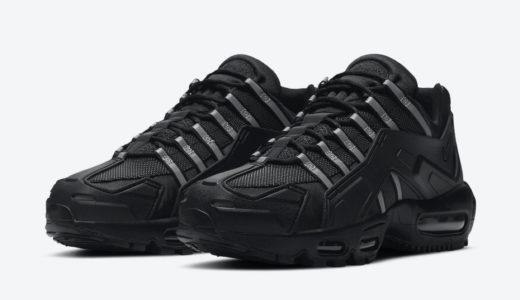 """【Nike】Air Max 95 NDSTRKT """"Black""""が国内1月20日に発売予定"""