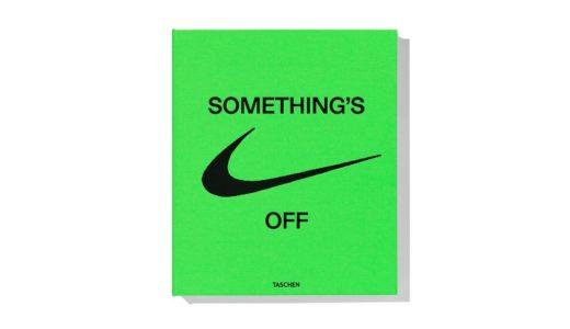 NikeとVirgil Ablohによるコラボの歴史を記した本〈ICONS〉が1月22日/2月5日に発売予定