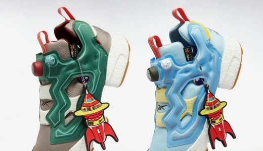 "【BBC × Reebok】Instapump Fury BOOST ""Earth & Water""が国内4月23日/4月29日に発売予定"