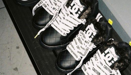【#FR2 × DC Shoes】コラボスニーカー2型が国内2021年1月23日に発売予定