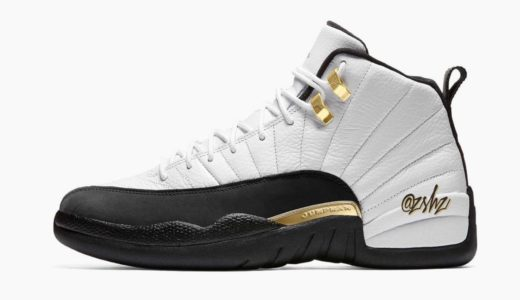"【Nike】Air Jordan 12 Retro ""Suede Toe Taxi""が2021年10月9日に発売予定"