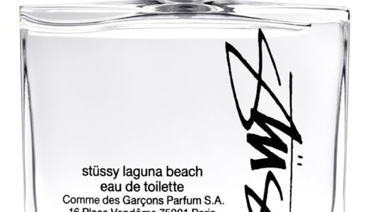 【Stüssy × CdG Parfums】ラグナビーチにインスパイアされた香水が国内2月5日に発売予定