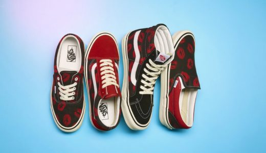 "【Vans】Anaheim Factory ""HOTLIPS"" Collectionが国内2月25日に発売予定"