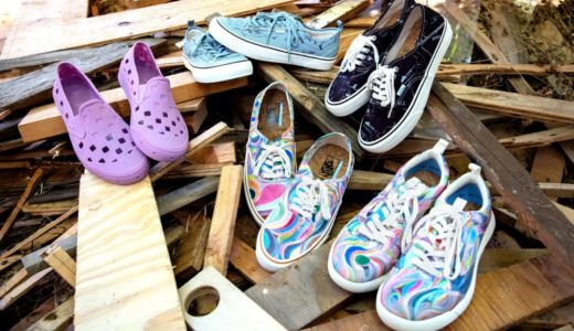 【Chris Johanson × Vans】コラボコレクションが国内2月26日に発売予定
