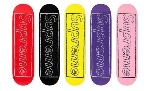 【Supreme】2021SSコレクションに登場するスケート(Skate)