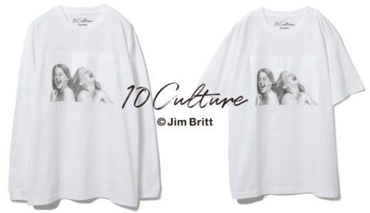 """【Jim Britt × 10C】""""SISTERS"""" 世界初公式フォトTシャツの先行予約が2月26日より開始"""